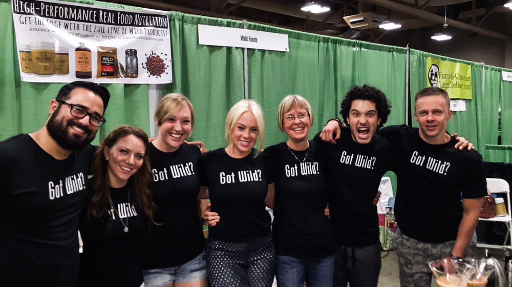 The Wild Team at Paleo FX 2015!