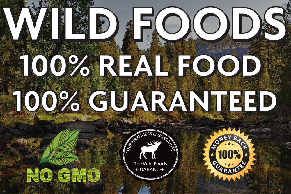 the wild foods ultimate guarantee