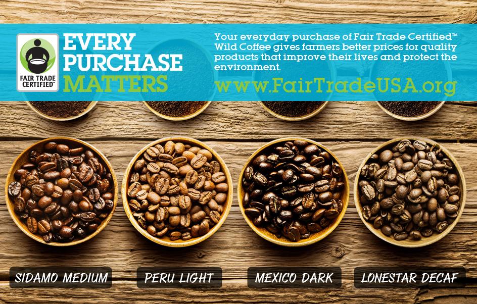 wild coffee origin