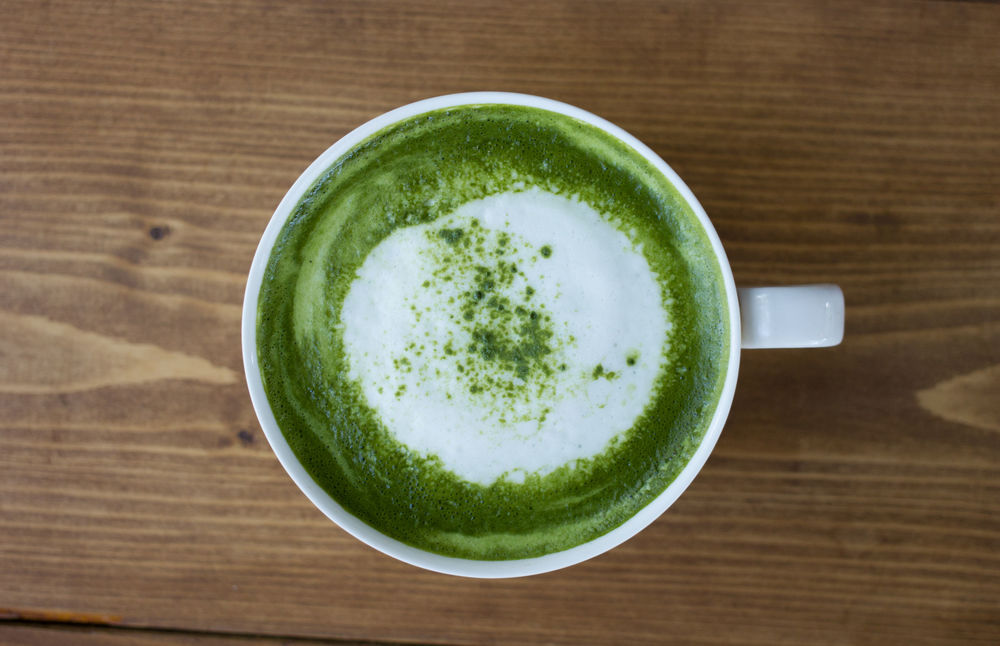 how to make a matcha latte by Wild Foods