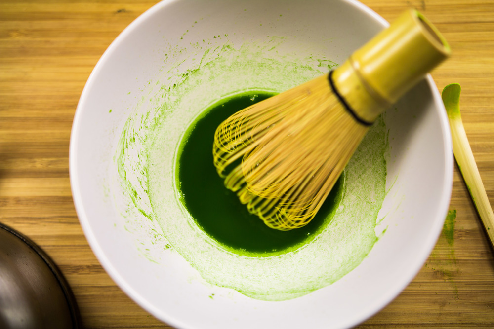 the wild foods guide to matcha tea