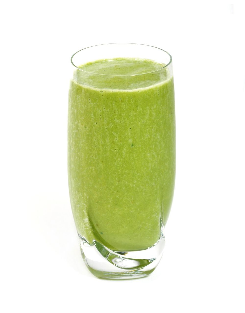 make a matcha smoothie