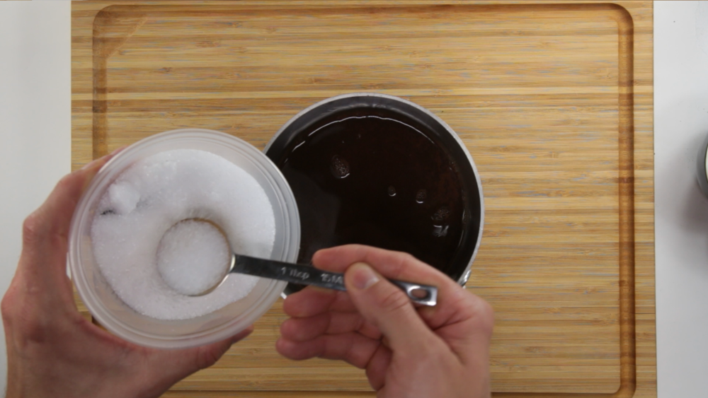 add wild vanilla powder to your cocoa mix