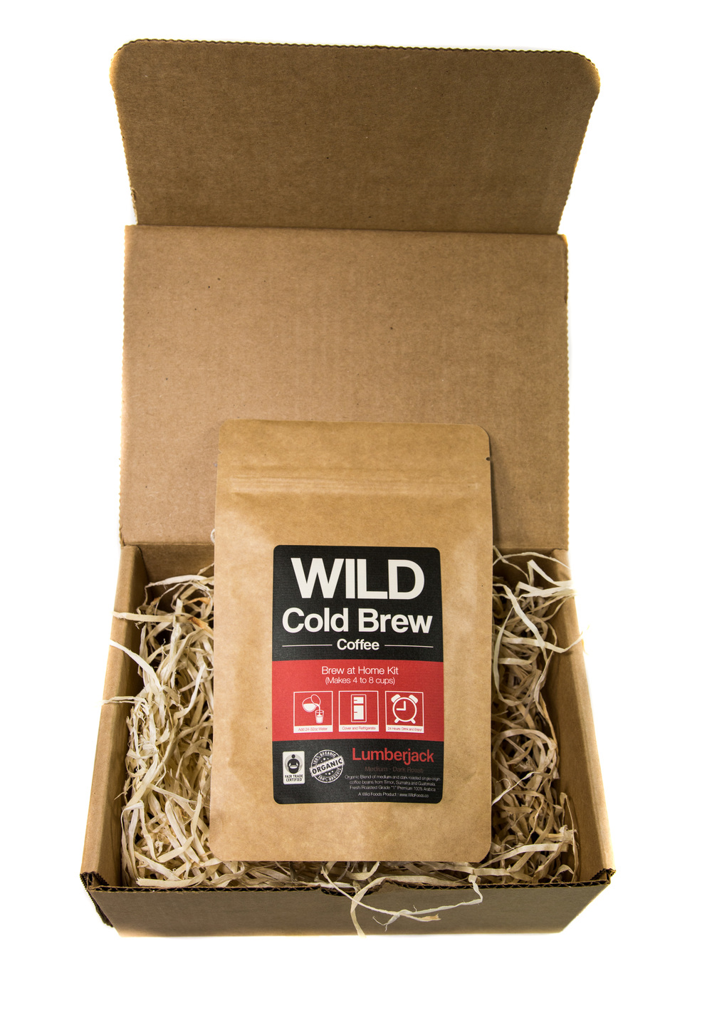 cold brew in a box