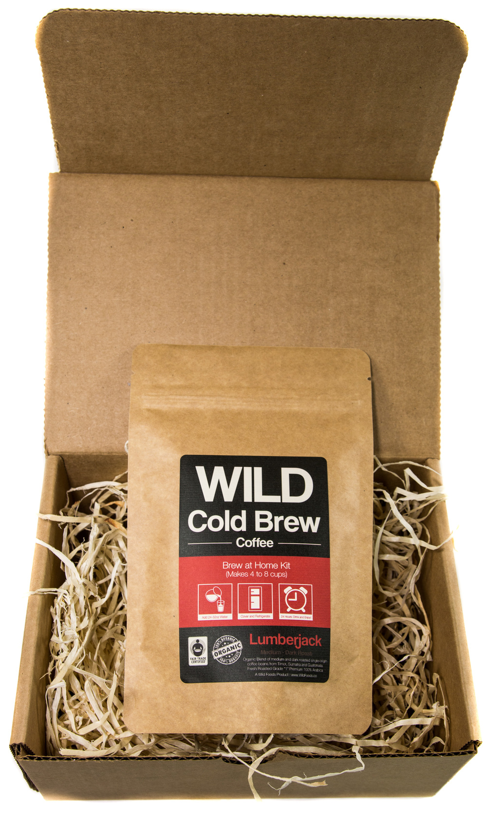 cold brew auto delivery