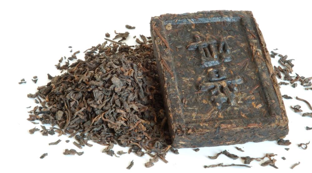 brick tea