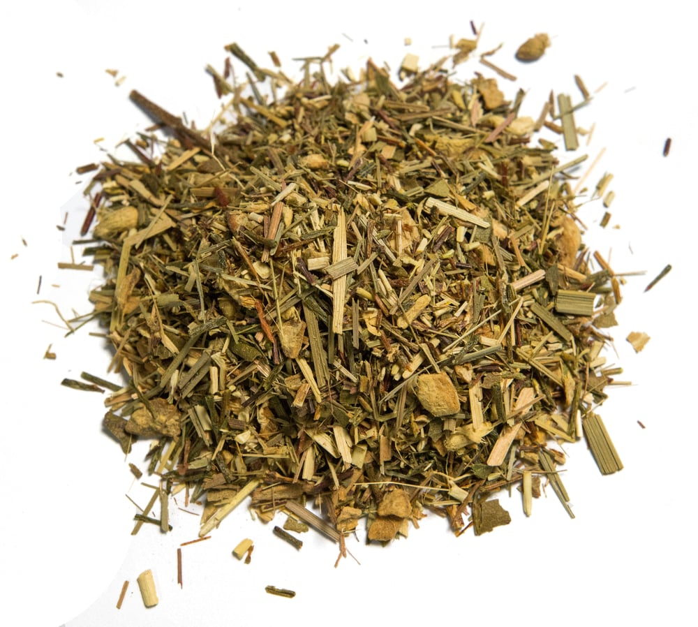 Our Thai G Green rooibos blend Wild Tea #5
