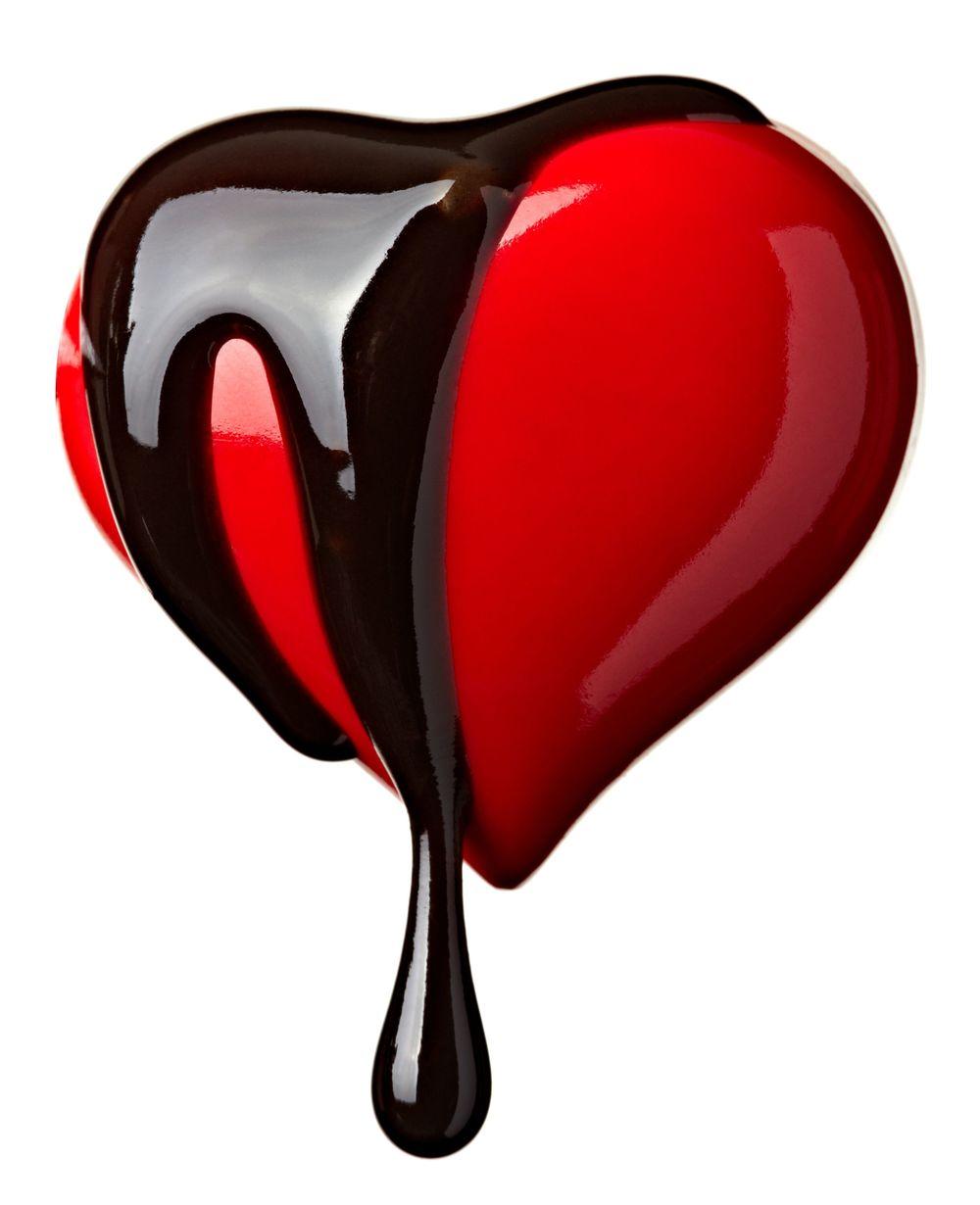 heart health and chocolate