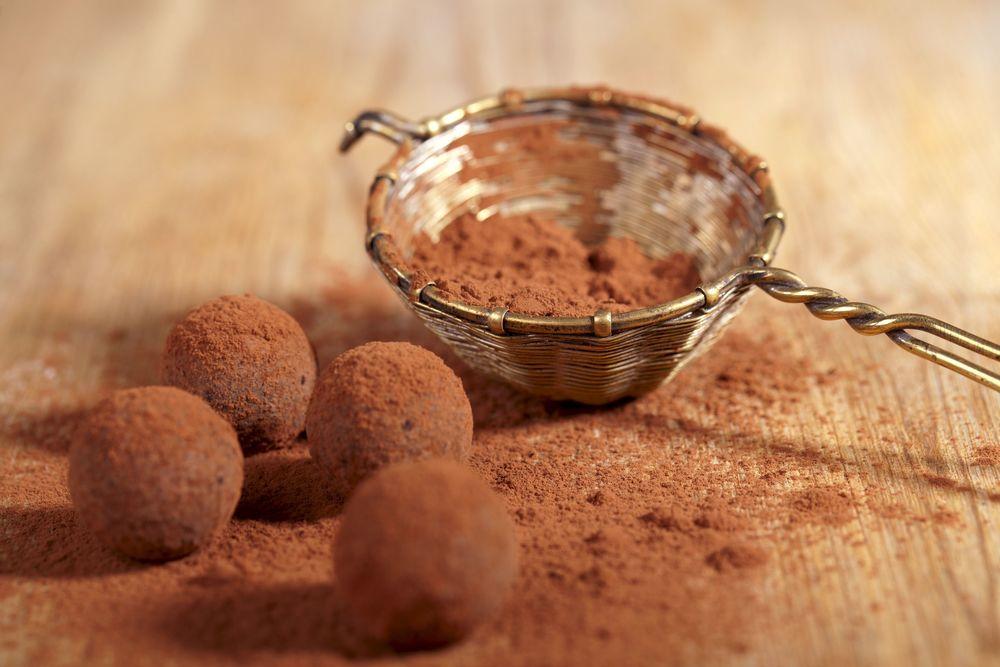 go organic when selecting cocoa powder