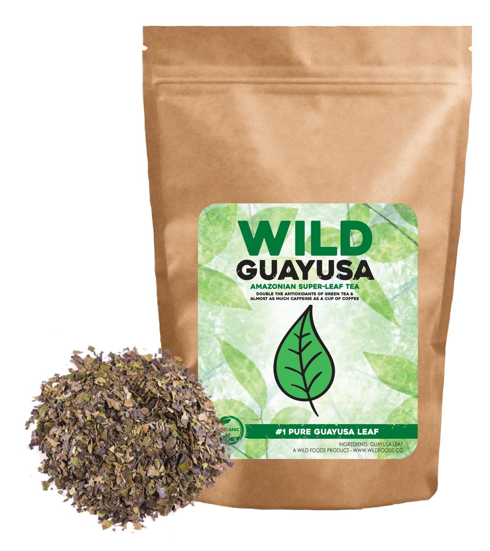 guayusa organic tea