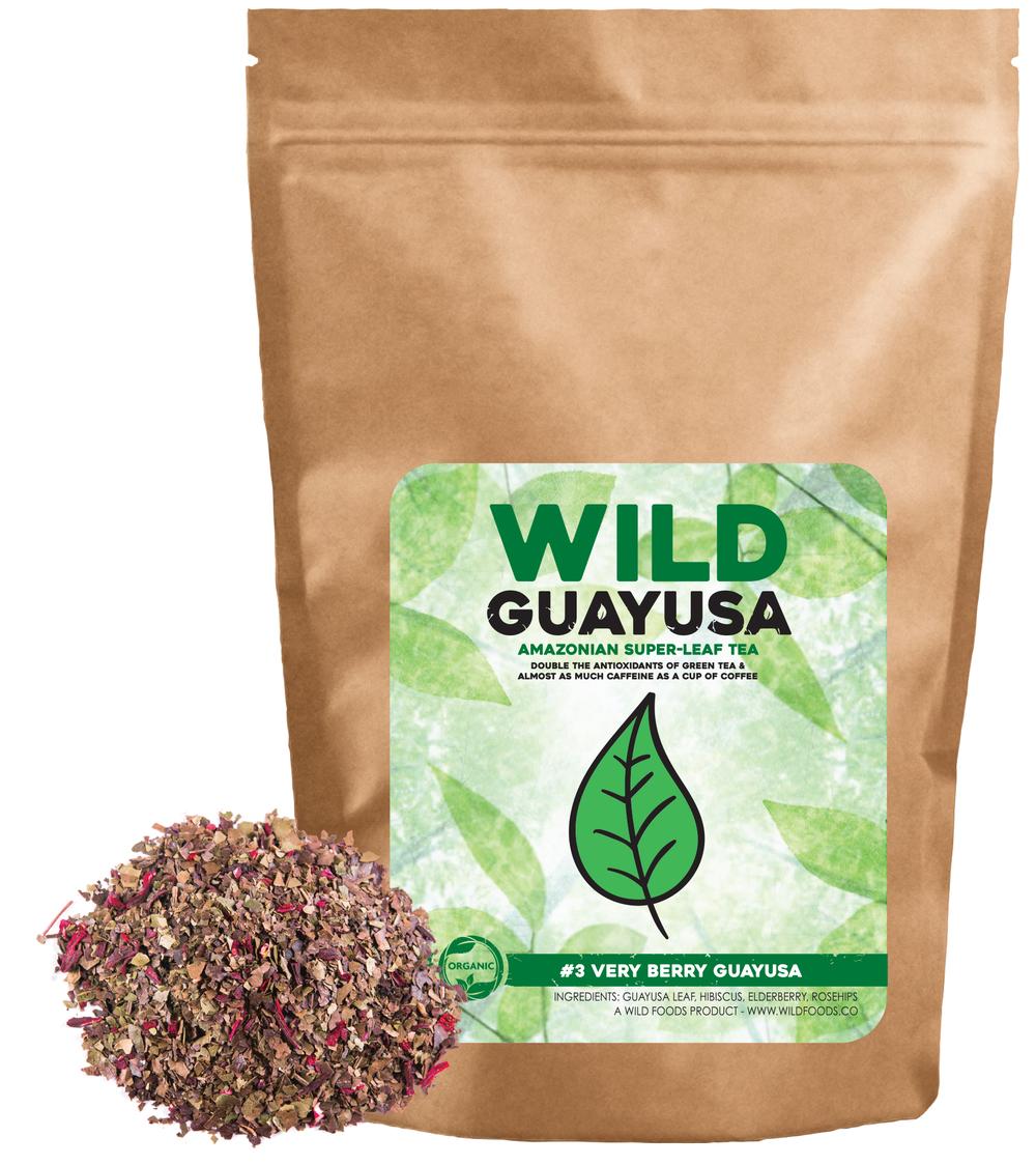 very bery guayusa