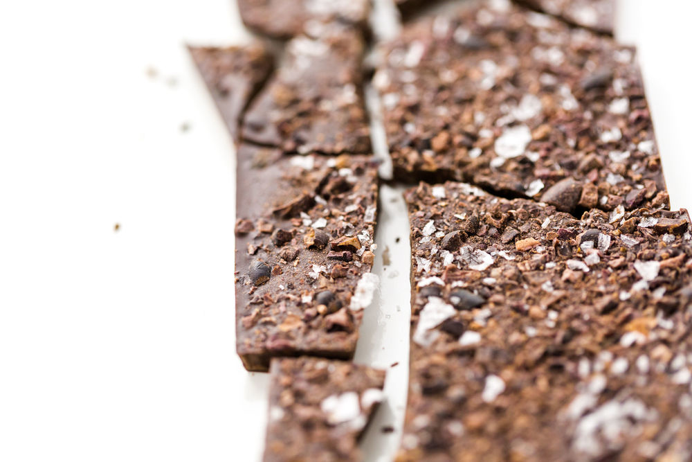 homemade chocolate bark recipe