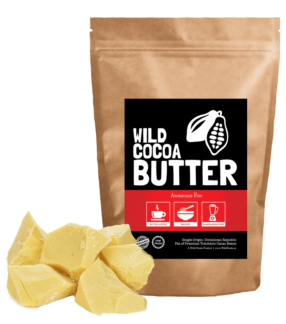 wild foods brand cooca butter recipes