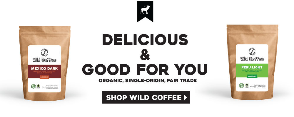 Organic Whole Bean Low Toxin Mold Free Coffee Beans
