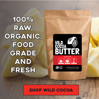 raw organic cocoa butter