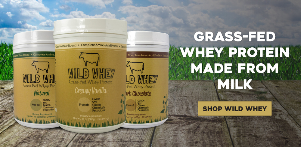 non denatured grassfed whey protein