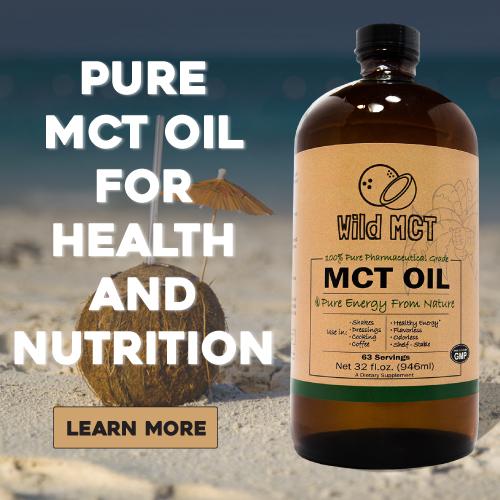 wild MCT oil