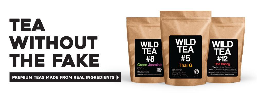 Organic Teas from Around the World
