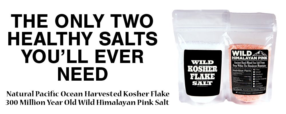 Amazing Salt From Around The World