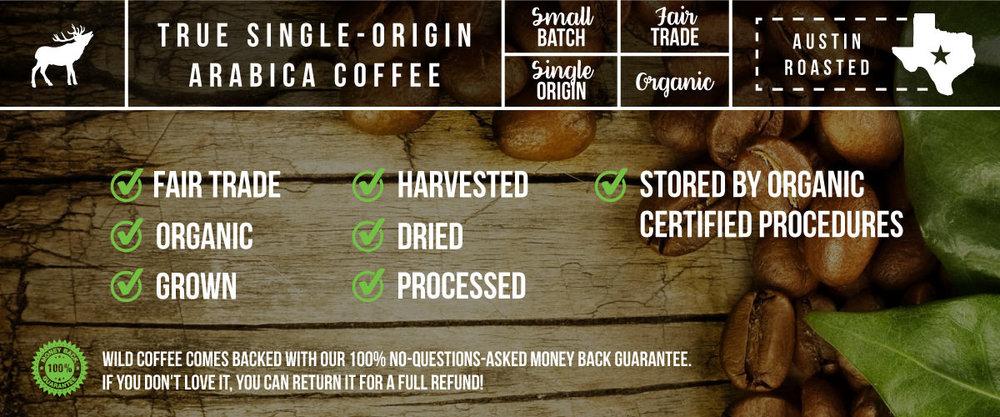 coffee beans organic