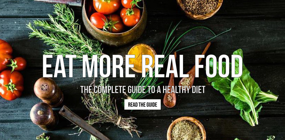 Guide to eating Real Food Paleo