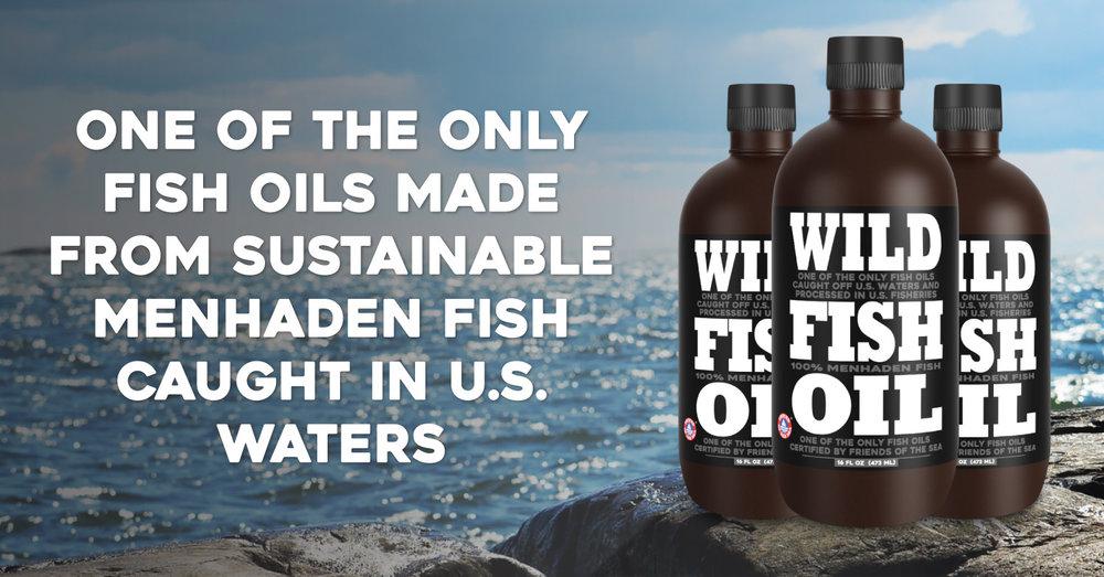 wild fish oil