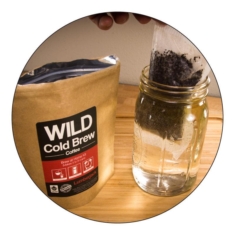 cold brew coffee iced coffee