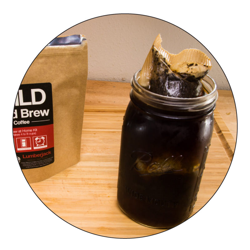 perfect cold brew coffee