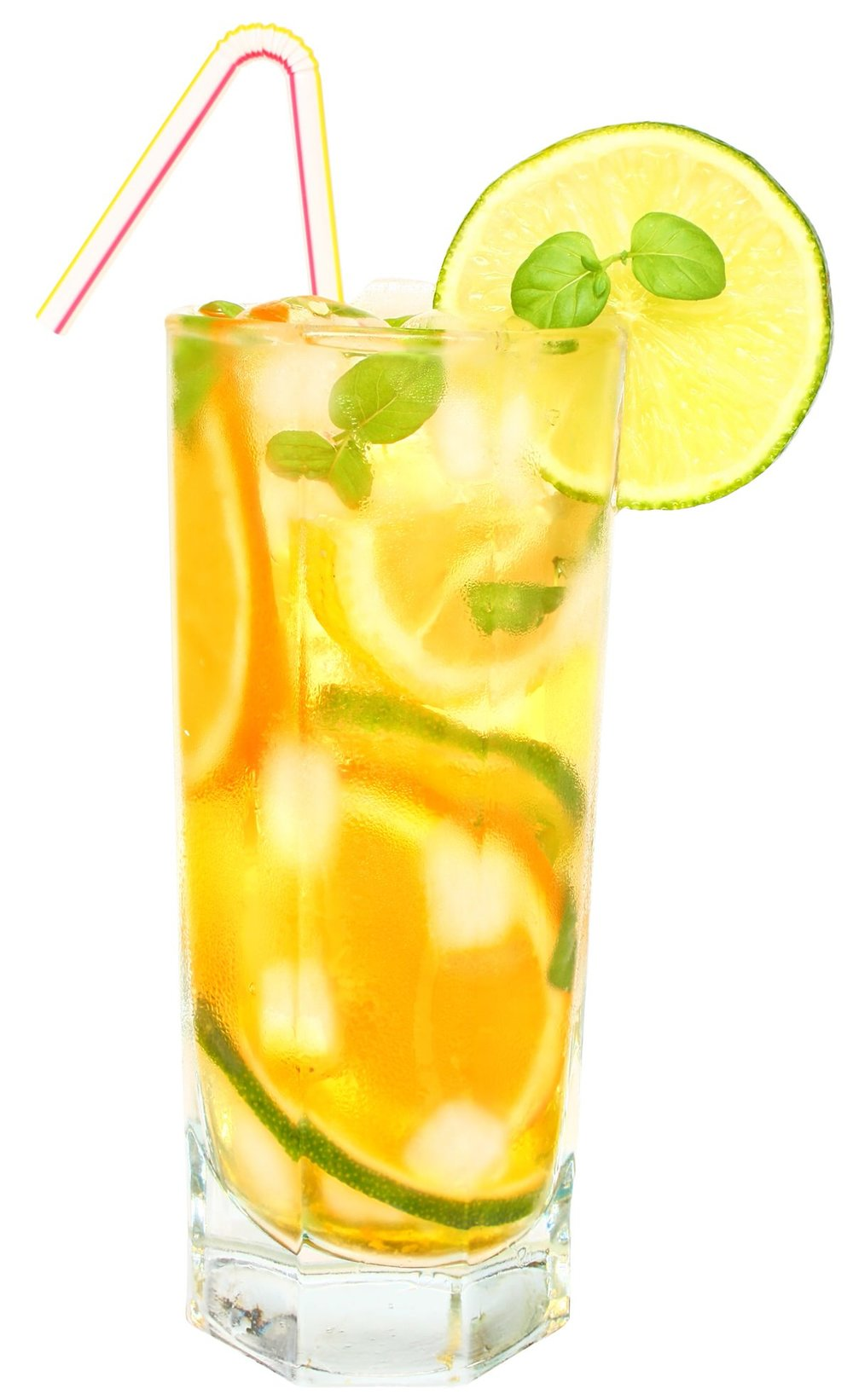 spearmint iced tea