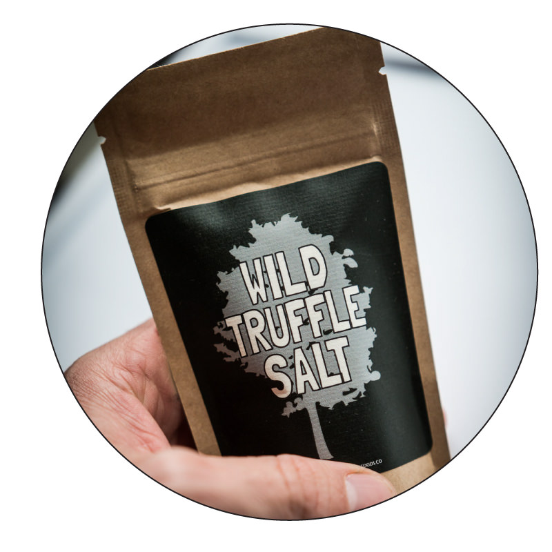 wild truffle salt for cooking