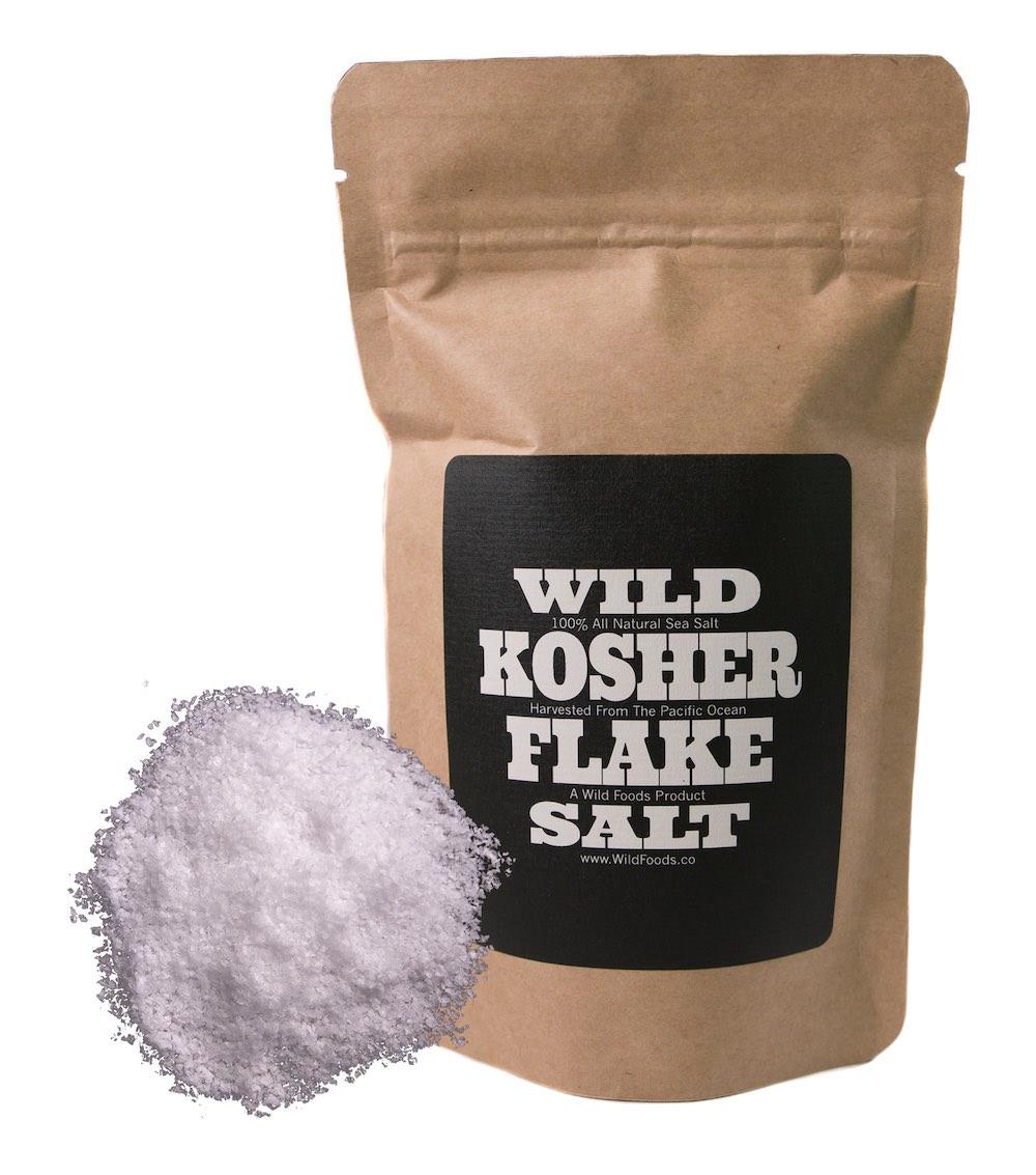 wild kosher flake salt