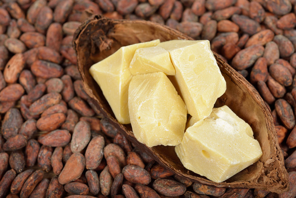 organic cacao butter cocoa butter for skin and hair and eating food grade