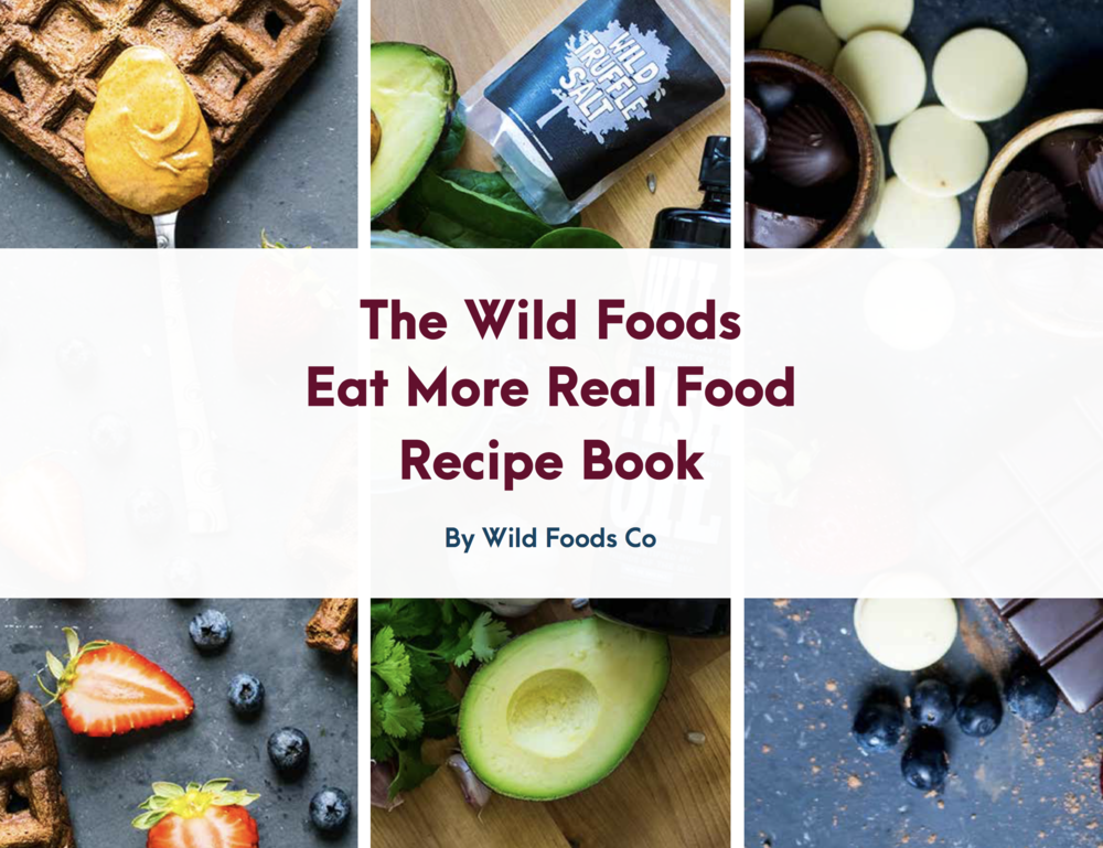 Download the Wild Cookbook NOW