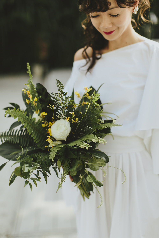 Tricia + Dan Wedding Day