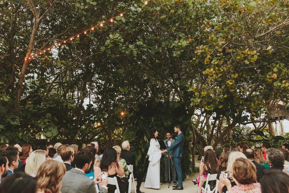 Tricia + Dan Ceremony