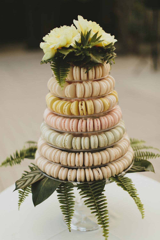 Tricia + Dan Wedding Food