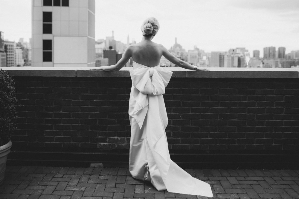 Hayley + Chris Wedding Dress