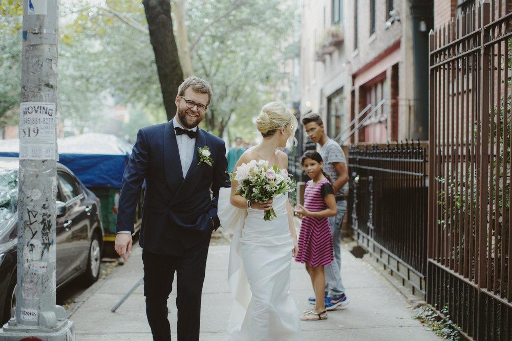 Hayley + Chris Wedding