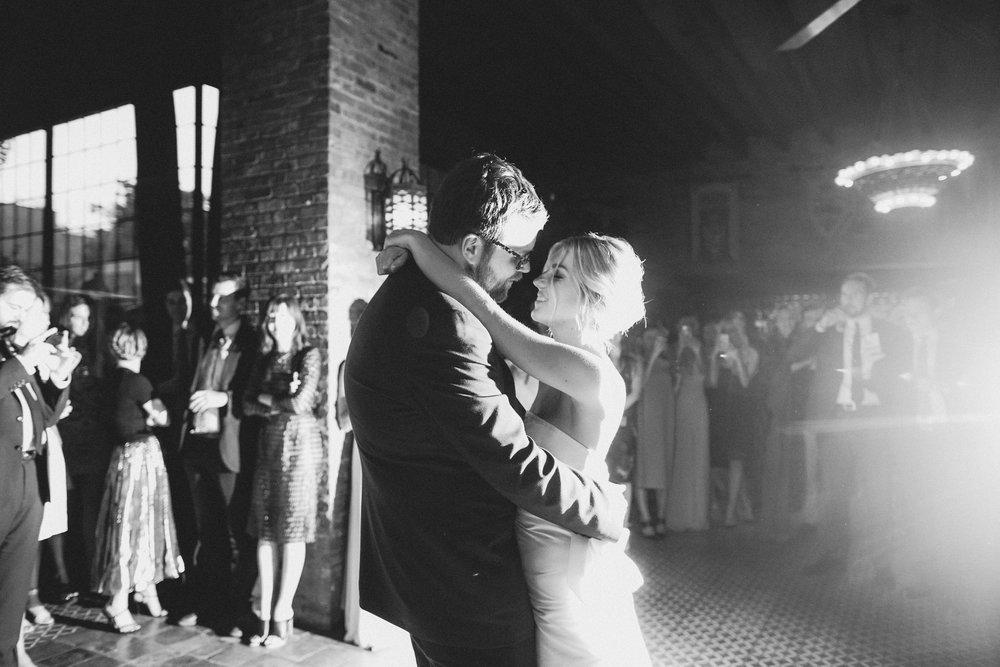 Hayley + Chris First Dance