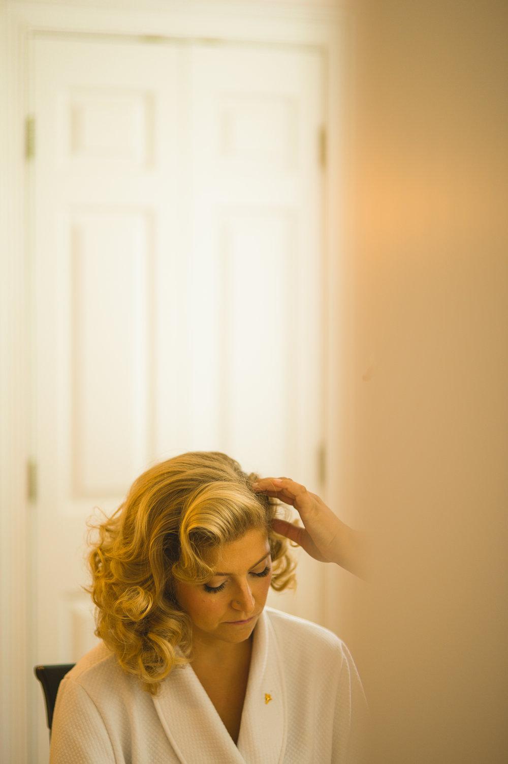 Dana + Zak Hair
