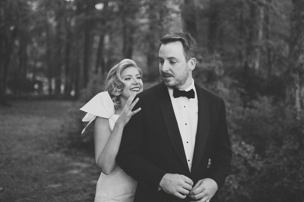 Dana + Zak Wedding Photo