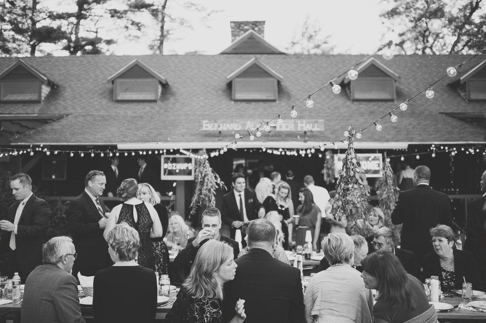 Dana + Zak Wedding Party