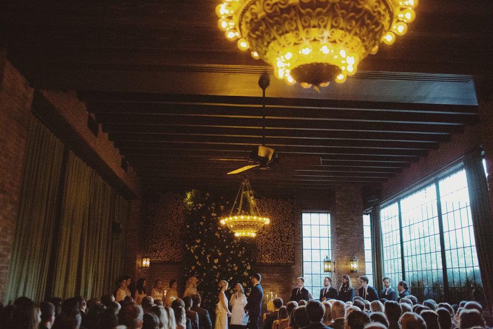 Hayley + Chris Ceremony