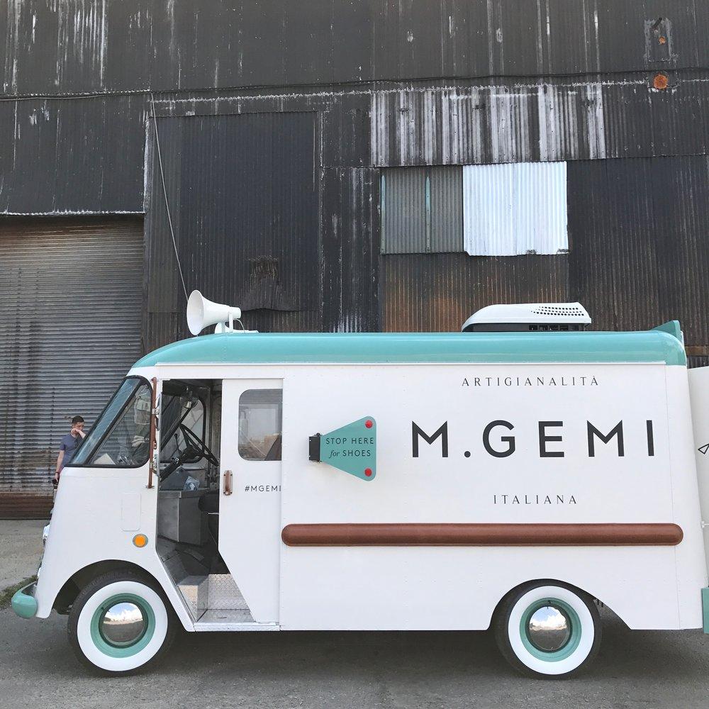 M>GEMI Van