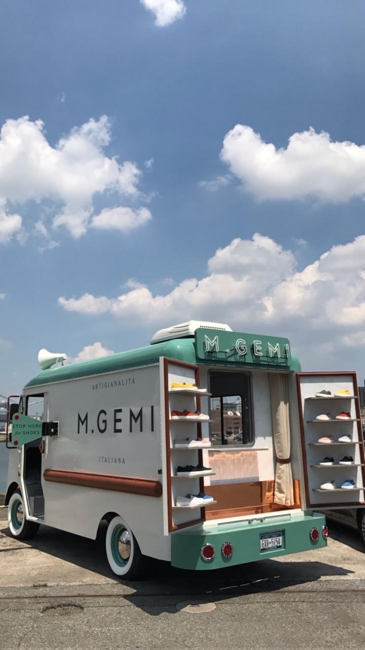 M.GEMI Van Selling Shoes
