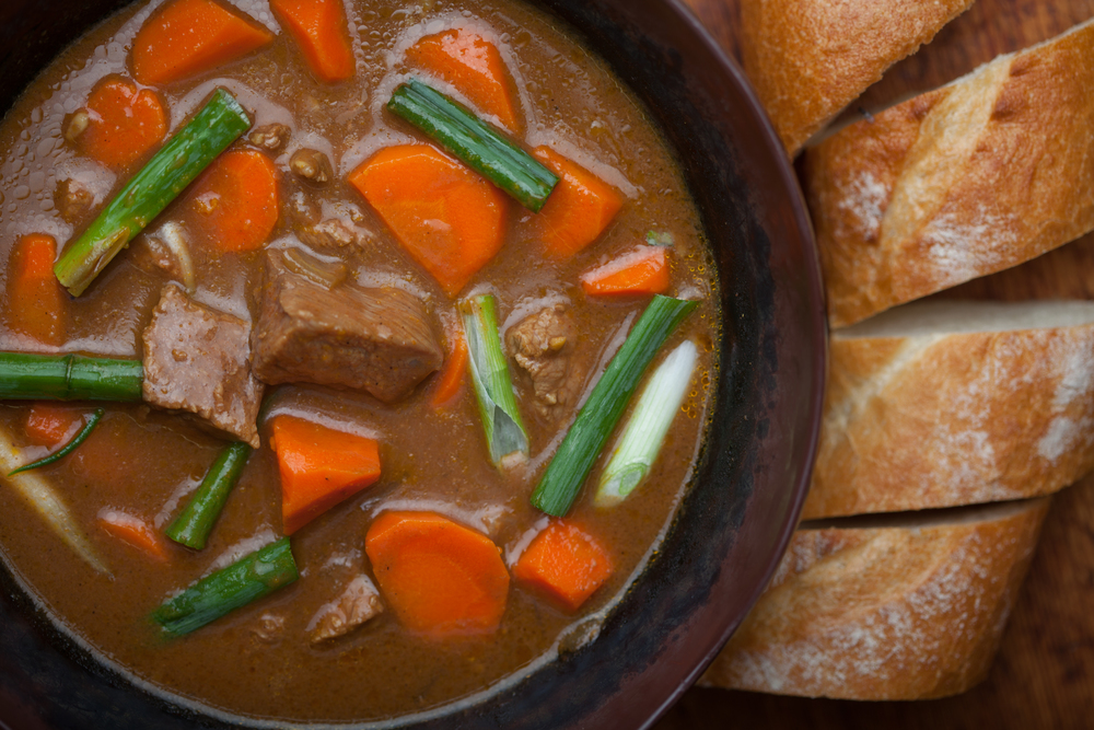 Beef & Carrot Stew