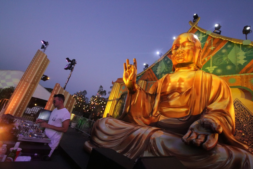 Big Buddha is our buddy