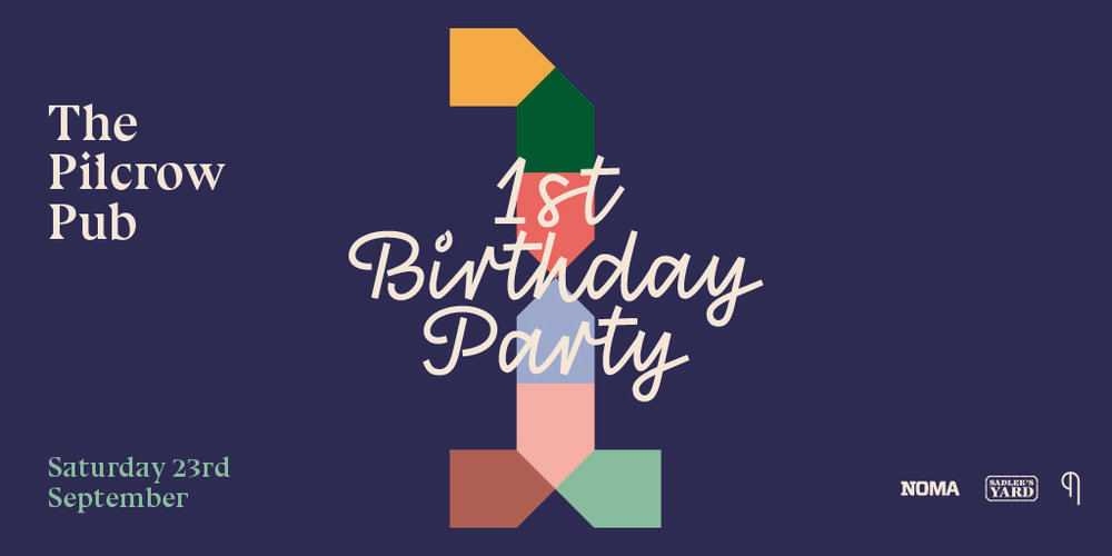 Click HERE for all the details on our first birthday!