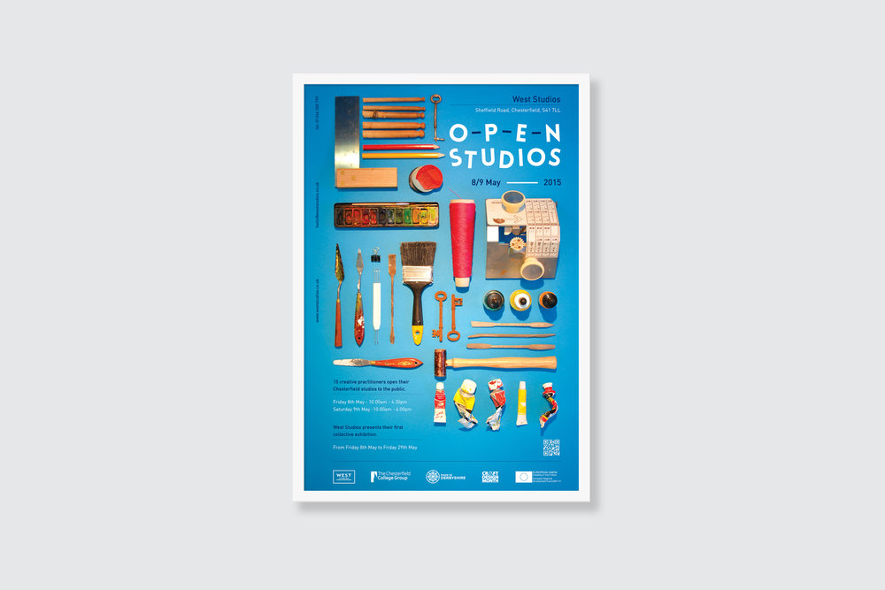West Studios — Poster Design