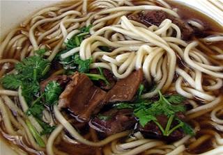 Jinhua Beef Noodles